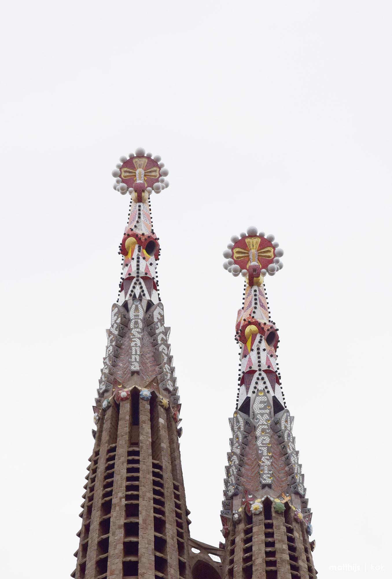 Sagrada Familia, Barcelona, Spain | Photo by Matthijs Kok