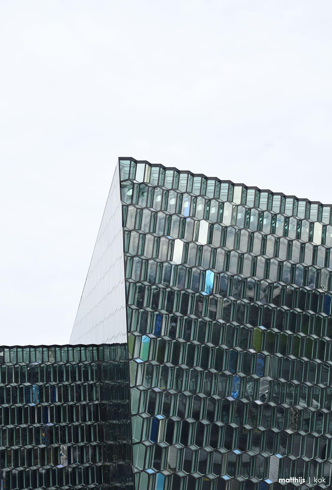 Harpa Reykjavik Concert Hall, Iceland | Photo by Matthijs Kok
