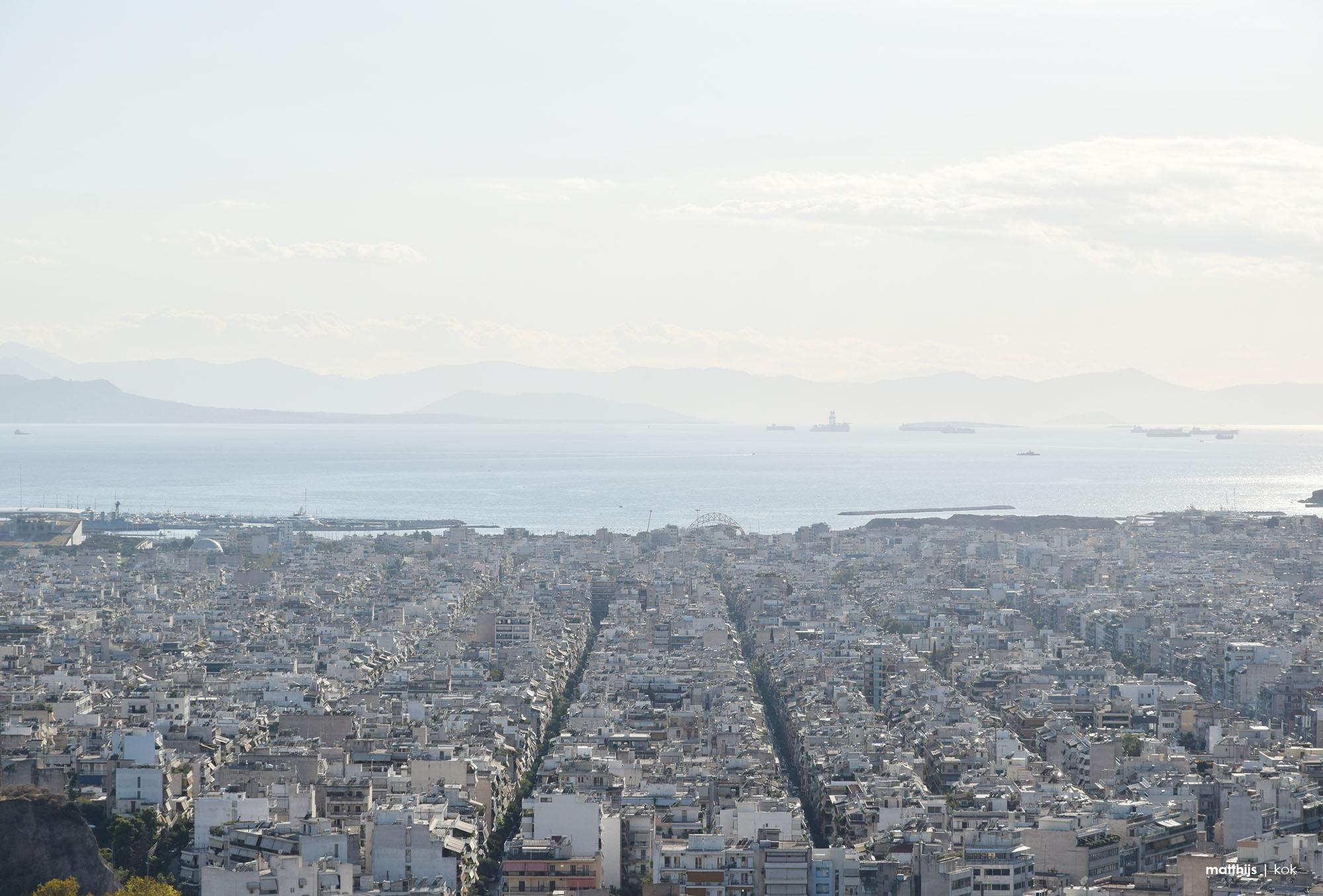Athens, Greece | Photo by Matthijs Kok