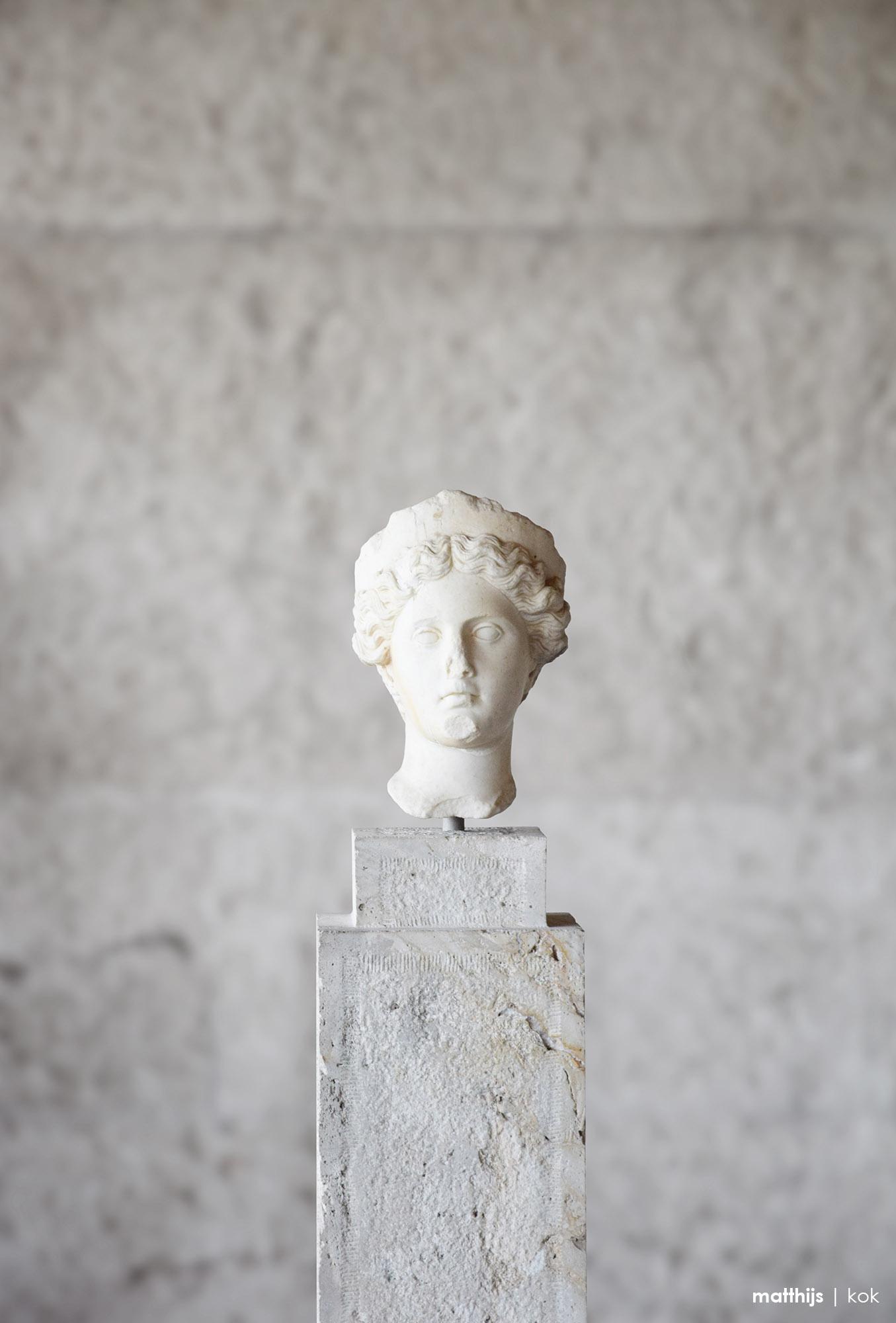 Stoa of Attalos, Athens, Greece | Photo by Matthijs Kok